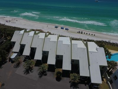 Photo for Gulf Front, Seabluff Condo #6   NEWLY RENOVATED !!!
