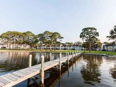 Photo for Marina-front 2BR w/ Stunning Water Views from Every Room