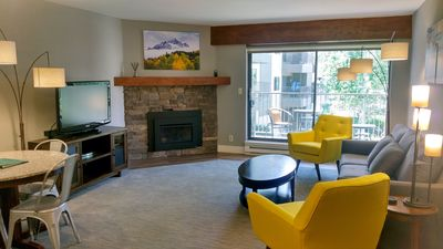 Photo for BC West #H-2: Premium 2BR Condo w/ FREE Skier Shuttle, Heated Pool, Hot Tubs