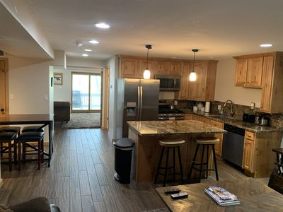 Photo for Ski-in Ski-out condo just steps from Main w/private outdoor Hot Tub