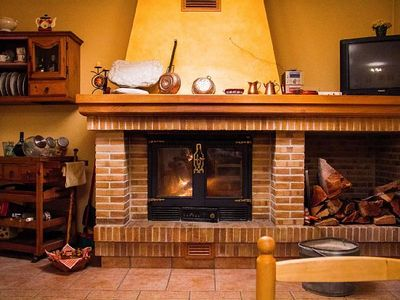 Photo for Self catering cottage La Aldaia de Urbasa for 10 people