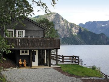 Vacation home in Naustdal, Western Norway - 10 persons, 5 bedrooms