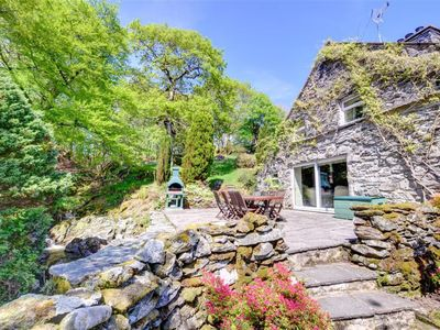 Photo for Vacation home Cae Lleci in Dolgellau - 7 persons, 4 bedrooms