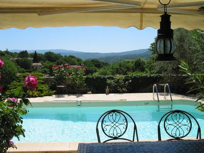 Photo for Villa with Pool in Luberon
