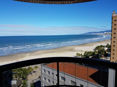 Photo for 3 bedroom flat for sale in Canto do Forte, Praia Grande