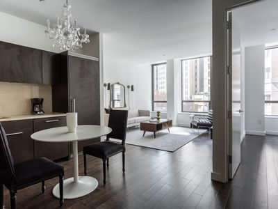 Photo for Sharp 1BR in FiDi by Sonder