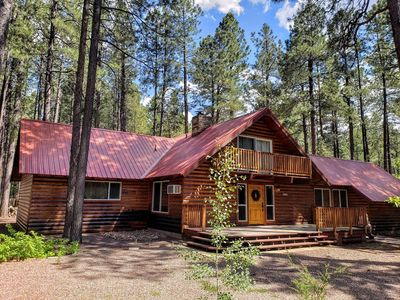 Photo for 4 bedroom Grizzly Hollow cabin in Pinetop Country Club