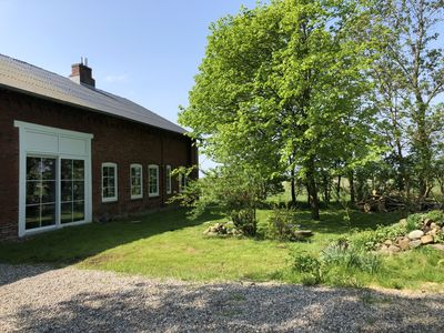 Photo for Deichkieker - large detached renovated farmhouse on the North Sea