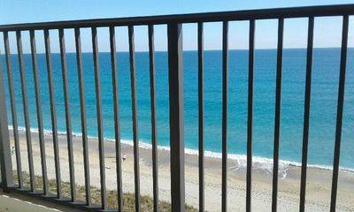 Photo for directly on the ocean ,minutes from shopping and nightlife