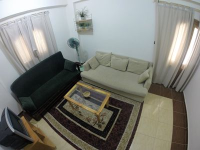 Photo for Apartment with sea view near to the beach