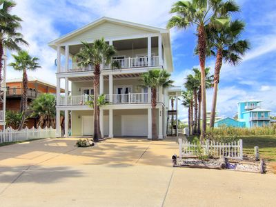 Photo for 3BR/3BA Luxury Beach Home, Ocean Views, Sleeps 10