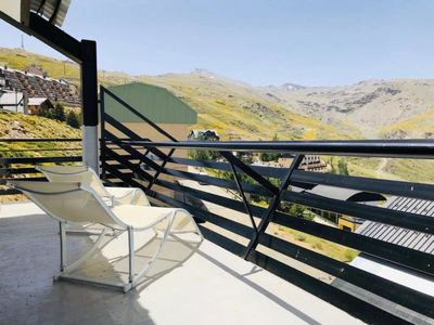 Photo for Sierra Nevada Apartment, Sleeps 4 with Free WiFi