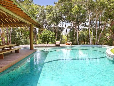 Photo for Bah019 - Beach house in Trancoso