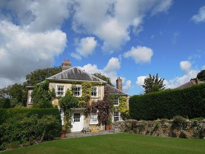 Photo for Enchanting country house and family home, hidden secret in the heart of Dorset