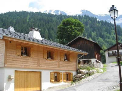 Photo for Luxury family chalet in Les Contamines Montjoie