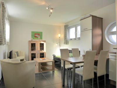 Photo for North bunk, the excl. FeWo on Norderney, 2 bedrooms, 2 bathrooms, up to 5 pers