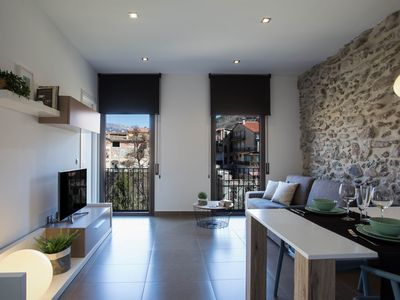 Photo for The Raval apartment, Ripoll