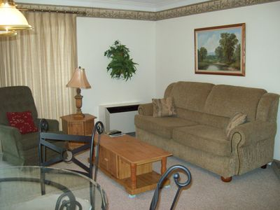 Photo for One Bedroom Condo in Downtown Gatlinburg (Unit 502)