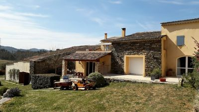 Photo for 18th renovated farm in the Var in the heart of nature