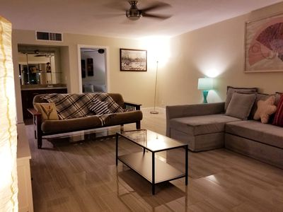 Photo for 2 Bdrm/1.5bath Luxury Highrise Located 1 Mile from LV Strip with Fantastic Views
