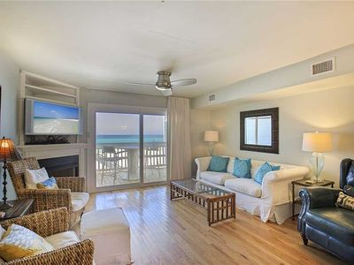 Photo for Shoreline Villas 15 - Gulf Front! Panama City Beach! Complimentary Wifi!