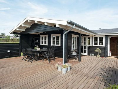 Photo for Stunning Holiday Home in Juelsminde near sea in Pøt Strandby