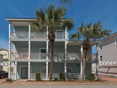 Photo for Great House ~ Private Gated Gulf Side Majestica Beach ~ Community Pool ~ FREE Seasonal Beach Chairs!