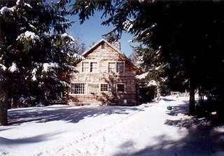 Photo for Beautiful Log House on 14 acres with level 2 EV charger