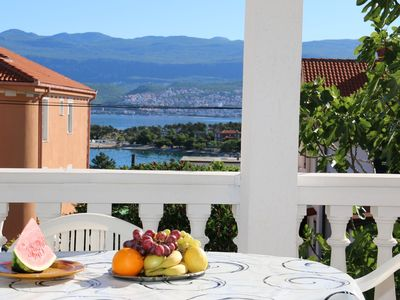 Photo for Apartments Nadenic (10065-A2) - Silo - island Krk