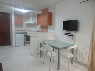 Photo for Funrnished apartment in Tunis