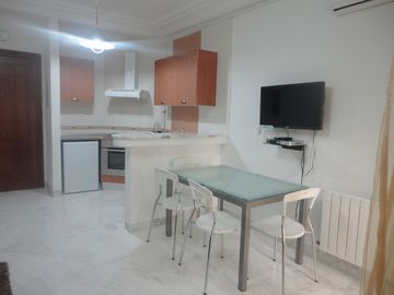 Funrnished apartment in Tunis