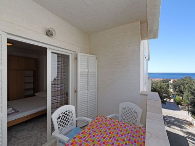 Photo for Apartments Gligora (25321-A2) - Mandre - island Pag