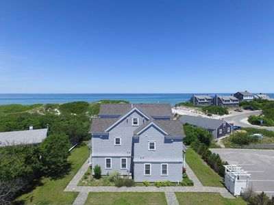 Photo for Beachfront Condo Overlooking Cape Cod Bay!