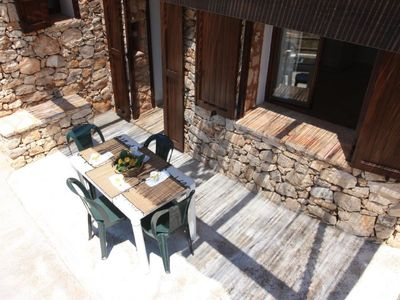 Photo for Vacation home trullo macchie in Taviano - 4 persons, 1 bedrooms