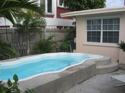 4 BR Pool Home Directly Off Vaca Cut