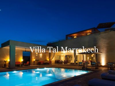 Photo for 6BR Villa Vacation Rental in Marrakech, Marrakech-Safi