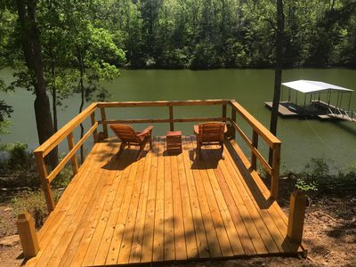 Smith Lake  3 Bed 2 Bath Home on Crooked Creek