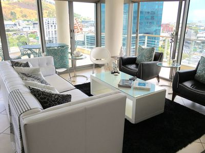 Photo for Luxury 2 Bedroomed apartment on Cape Towns Foreshore
