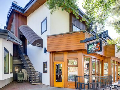Photo for Top Floor Studio Loft in the Heart of Vail Village. No Car Needed   Vail Core