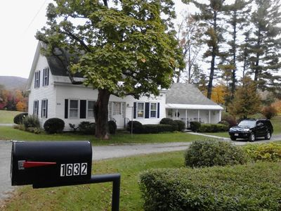 Photo for Beautiful Southern Vermont Views Are Waiting For You! (6 bedrooms)