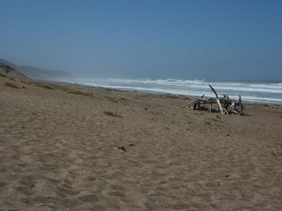 of the Central Coast-10% off to Feb 28th - VRBO Monta A De Oro State Park Map on