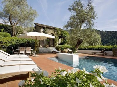 Photo for 4BR Country House / Chateau Vacation Rental in Nocchi, Toscana
