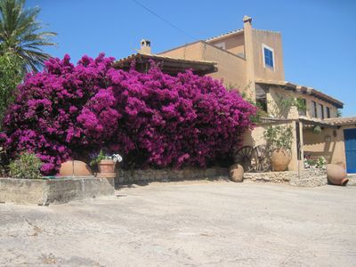 Photo for Detached guest house in absolute quiet location in Son Macia