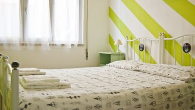 Photo for Very nice accommodation near the sea and pine forest in the Marco Polo district