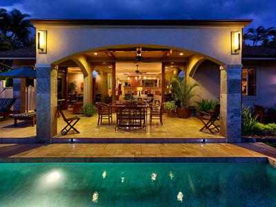 Photo for Tropical House; 4/4Home/Pool; FALL FRM $699/nt!!! Kaanapali/AC/BBQ/Outdr Shwr