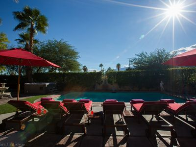 Photo for An ideal location just blocks to downtown Palm Springs and much more!!!
