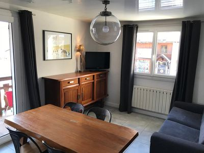 Photo for 2 rooms 4 people 3* exposed South-East