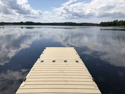 Photo for Peaceful Retreat on Medomak Pond Near Coastal Attractions