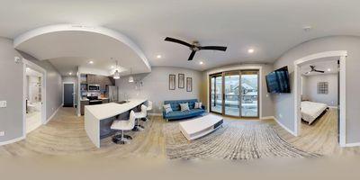 Photo for Gorgeous New Condo Perfect Location for Sundance and Skiing for up to 4 guests