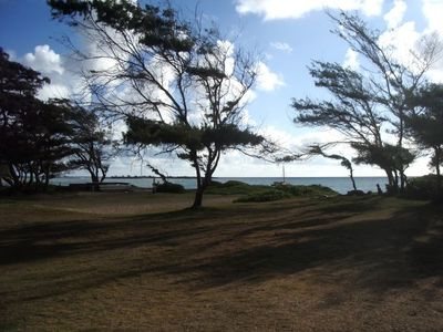 Photo for Ocean breeze and spectacular view of the beach, a budget friendly sweet spot!
